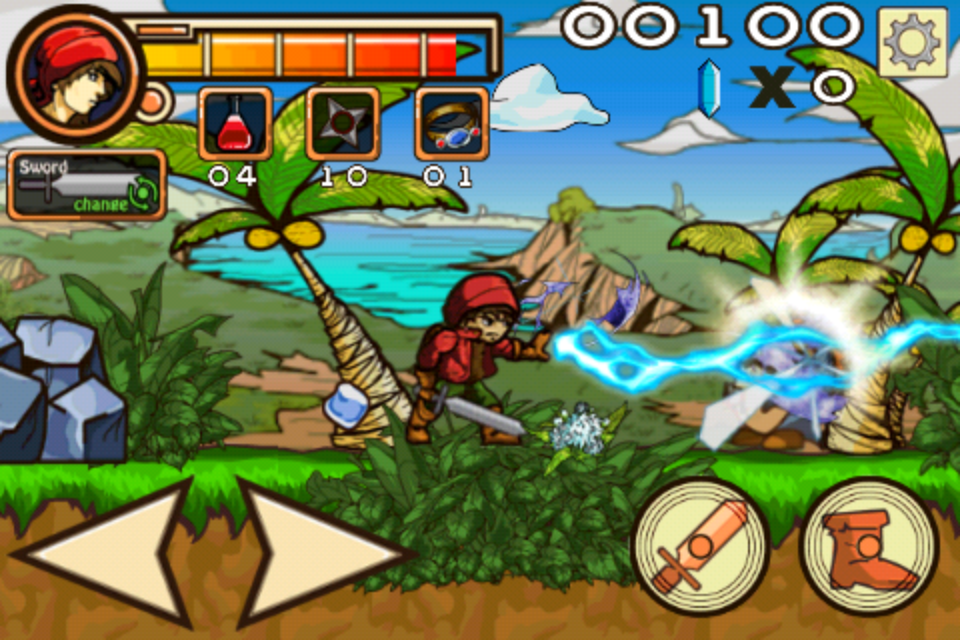 Screenshot K.O.Fantasy free