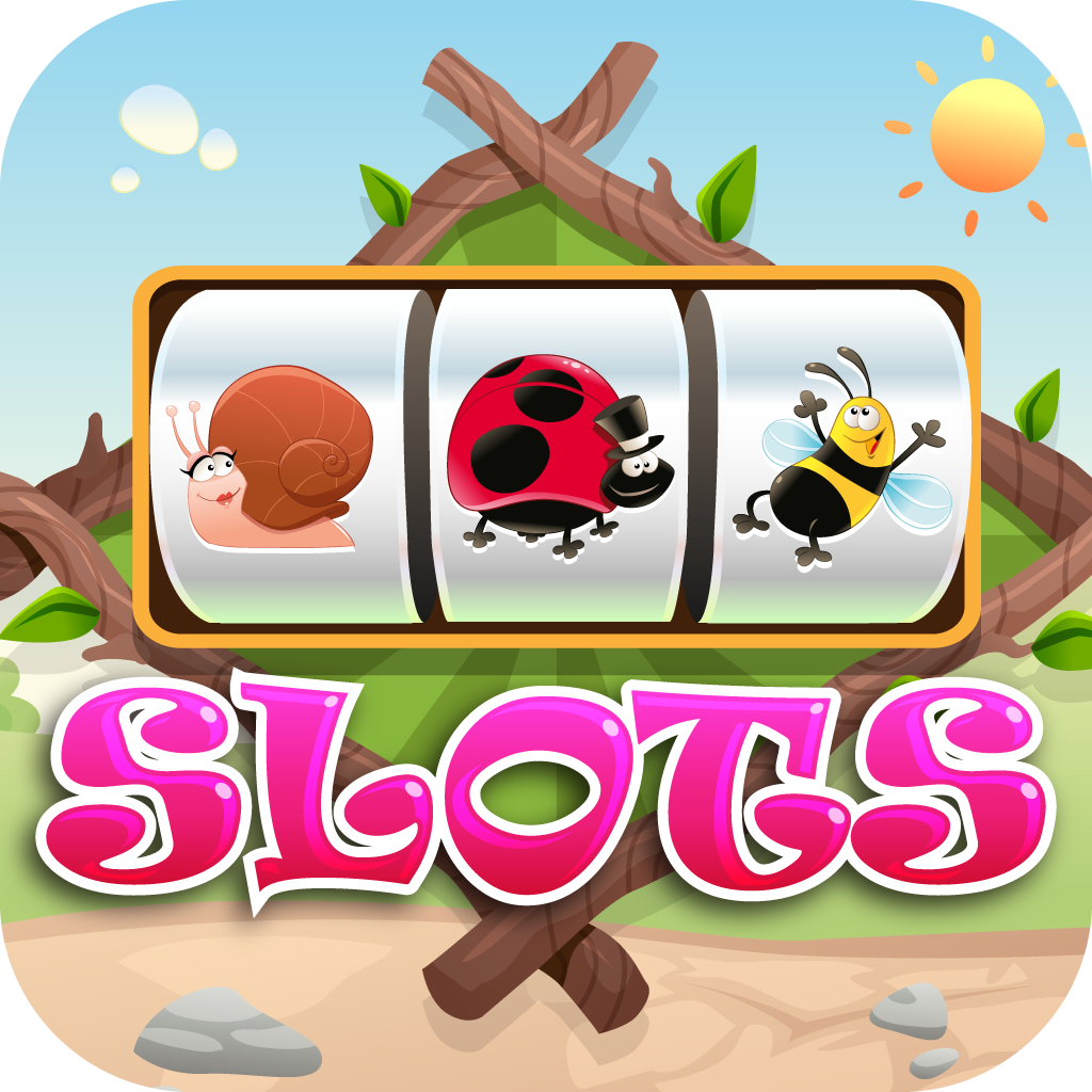 777 Adorable Bug Slots - New Slot Game with Casino Wages, Online Betting and Free Gambling