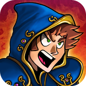 Download Tobuscus Adventures: Wizards free for iPhone, iPod and iPad